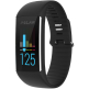 Polar A360 Fitness Tracker with Wrist-based Heart Rate Monitor (Medium) - Black