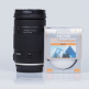 Tamron 18-400mm f/3.5-6.3 Di II VC HLD lens for Nikon mount (B028) with HOYA 72mm Filter