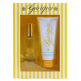 Giorgio Beverly Hills Giorgio Yellow Eau de Toilette Spray 90ml and Body Moisturizer 200ml