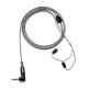 Effect Audio Crystal IEM Upgrade Cable (Black) - Shure MMCX (4W)