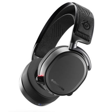 SteelSeries Arctis Pro Wireless Lossless High Fidelity Gaming Headset - Black