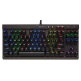 Corsair K65 LUX RGB Compact Mechanical Gaming Keyboard - CHERRY® MX RGB Red US layout