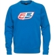 55 DSL Mens Flogo Crew Sweat Royal