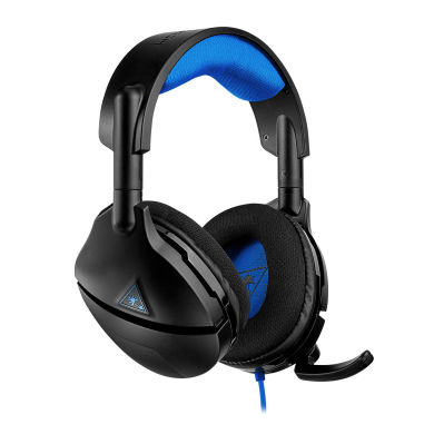 Turtle Beach Stealth 300 Wired Gaming Headset for PS4 and PS4 Pro - Black/Blue