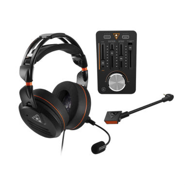 Turtle Beach Elite Pro The Ultimate Elite Pro Headset Bundle - Black