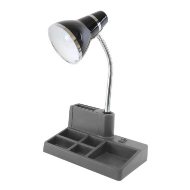 Lloytron Desk Lamp with Integrated Storage