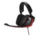 Corsair VOID Surround Hybrid Stereo Gaming Headset with Dolby 7.1 USB Adapter - Red Headphone