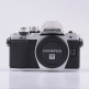 0lympus E-M10 Mark II Body Digital Mirrorless Camera - Silver