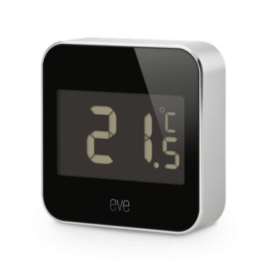 Elgato Eve Degree Connected Weather Station with Apple HomeKit Technology
