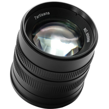 7artisans Photoelectric 55mm f/1.4 Lens for Canon EF-M Mount - Black