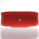 JBL Charge 3 Waterproof Portable Bluetooth Speaker - Red