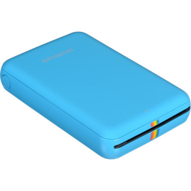 Polaroid Zip Instant Mobile Printer - Blue (Compatible with iOS & Android Devices)