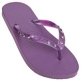 Ella - Rio- EVA Flipflop with Jewelled Rubber Upper