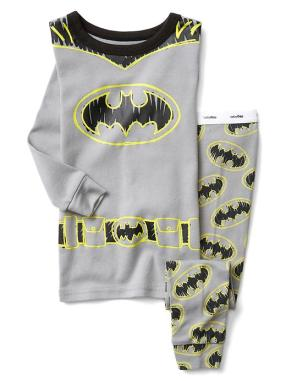 Babygap &#124 Dc Batman Sleep Set - Antique pewter