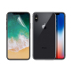 Apple iPhone X 256GB with Screen Protector for iPhone X - Space Gray
