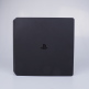 S0NY PlayStation 4 (PS4 Slim) 500GB with 1pc Wireless Controller - Jet Black (A region Blu-ray)
