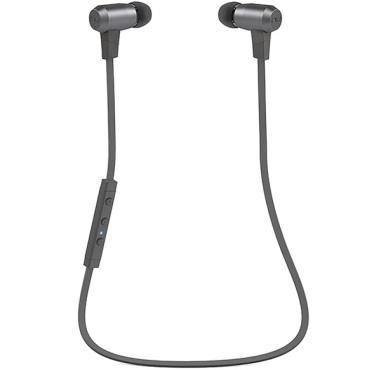 Optoma NuForce BE6i Wireless Bluetooth In-ear Headphones - Grey