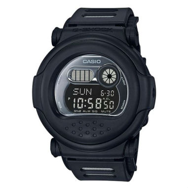 Casio 35th Anniversary G-001BB-1 Standard Digital Watch - Black