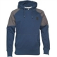 883 Police Mens Bilege Hoody Ink Blue