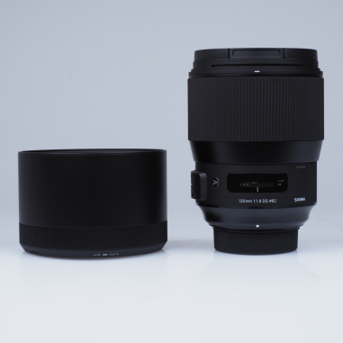 Sigma 135mm f/1.8 DG HSM Art Lens for Nikon mount