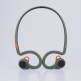 Back Beat Fit 2 Wireless Stereo Bluetooth Sport Headset - Stealth Green