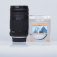 Tamron 18-400mm f/3.5-6.3 Di II VC HLD lens for Canon mount (B028) with HOYA 72mm Filter