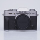 Fujifilm X-T20 Mirrorless Digital Cameras - Body - Silver