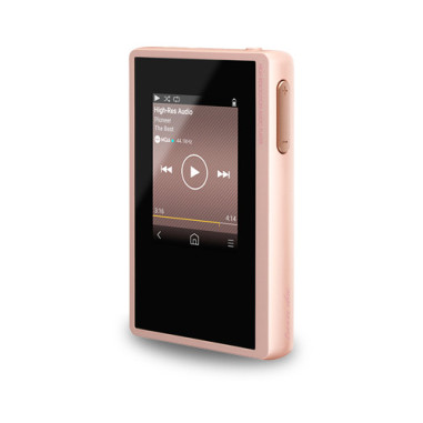 Pioneer XDP-02U Portable High Resolution Digital Audio Player - Pink