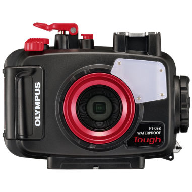 0lympus PT-058 Underwater Housing for TG?5 Digital Camera