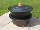 Netherton Foundry Cast Iron Garden BBQ & Hob Slow Cooker
