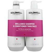 Goldwell Color Brilliance Salon Size Duo Pack 1000ml