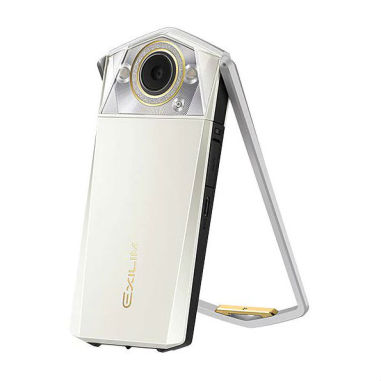 Casio Exilim EX-TR80 Digital Cameras - White