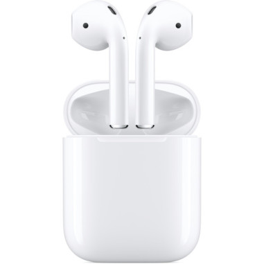 Apple Airpods 2 MV7N2 with Charging Case - White