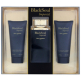 Ted Lapidus Black Soul Imperial Eau de Toilette 100ml, Aftershave Balm 100ml and All-Over Shampoo 100ml