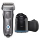 Braun Series 7 7865cc Wet and Dry Men's Electric Foil Shaver - Grey (without Clean & Renew cartridge)