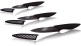 Best Direct Coffret Excellence 3 Black Ceramic Knife Set