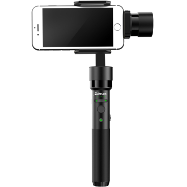 SwiftCam M4 3-axis stabilizing technology for mobile phone