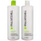 Paul Mitchell Smoothing Super Skinny Daily Shampoo 1000ml and Conditioner 1000ml