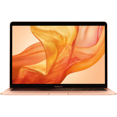 Apple Macbook Air with Retina Display Intel Core i5 1.6GHz 8GB/256GB MREF2 - Gold [US Keyboard] (with 1 year official Ap