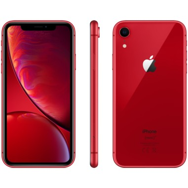 Apple iPhone XR 64GB (Dual nano-SIM) A2108 - Red
