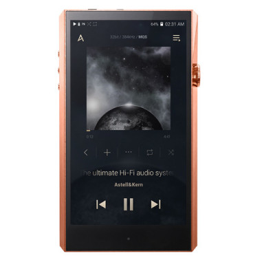 Astell & Kern A&ultima SP1000 Portable Music Player - Copper
