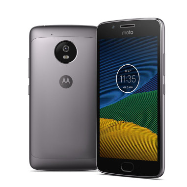 Moto G5 XT1676 16GB Dual Sim Sim Free/Unlocked - Space Gray