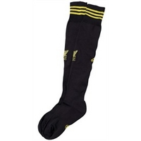 adidas Liverpool Third Socks Black/Lemon