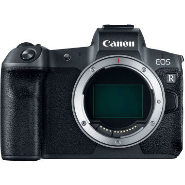 Canon EOS R Body Only Mirrorless Digital Camera [kit box]