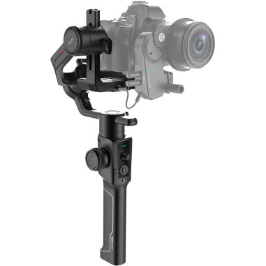 Moza Air 2 3-Axis Handheld Gimbal Stabilizer - Black