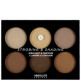 Absolute New York Strobing and Shading Highlight and Contour Palette Tan to Deep