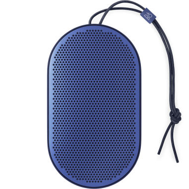 B & O BeoPlay P2 Portable Bluetooth Speaker with Built-In Microphone - Royal Blue
