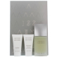 Issey Miyake L'Eau D'Issey Pour Homme Eau de Toilette Spray 75ml, Shower Gel 50ml and Aftershave Balm 50ml