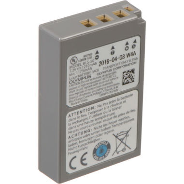 (BLS-50) for Genuine 0lympus Battery