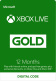 12-Month Xbox Live Gold Membership (Digital Code)
